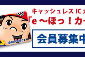 キャッシュレス投票サービス「e~ほっ!カード」