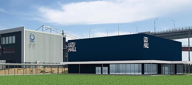 新イベントホール誕生!「UZUHALL(ウズホール)」
